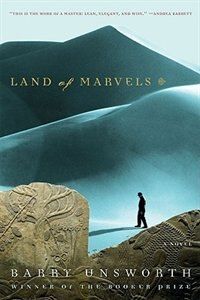 Book Land Of Marvels: A Novel by Barry Unsworth