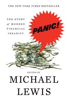 Book Panic: The Story Of Modern Financial Insanity by Michael Lewis
