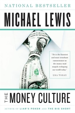 Book The Money Culture by Michael Lewis