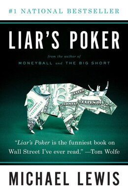Book Liar's Poker by Michael Lewis