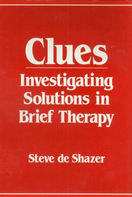 Book Clues Investigating Solution by Steve Deshazer