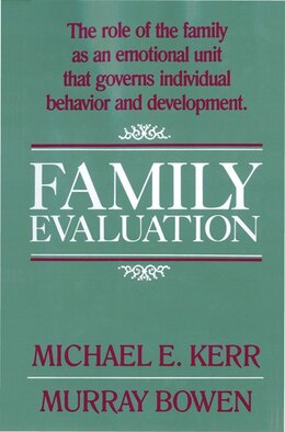 Book Family Evaluation by Michael Kerr