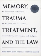 Memory Trauma Treatment And The Law