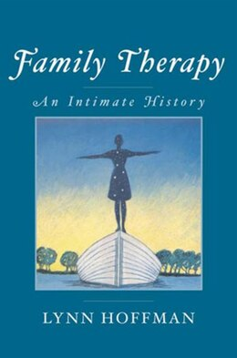 Book Family Therapy by Lynn Hoffman