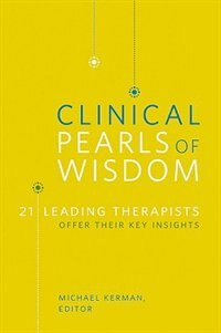 Book Clinical Pearls Of Wisdom by Michael Kerman