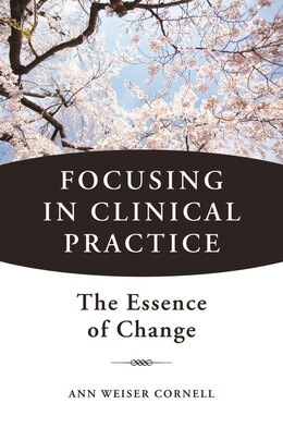 Book Focusing In Clinical Practice: The Essence Of Change by Ann Weiser Cornell