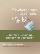 Cognitive Behavioral Therapy For Depression