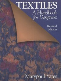 Textiles: A Handbook For Designers