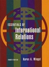 Book Essentials Of International 4e by W. W. Norton & Company