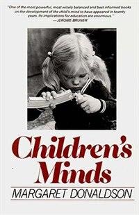 Book Childrens Mind by Margaret Donaldson