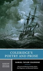 Norton Critical Edition Coleridges Poetry And Prose