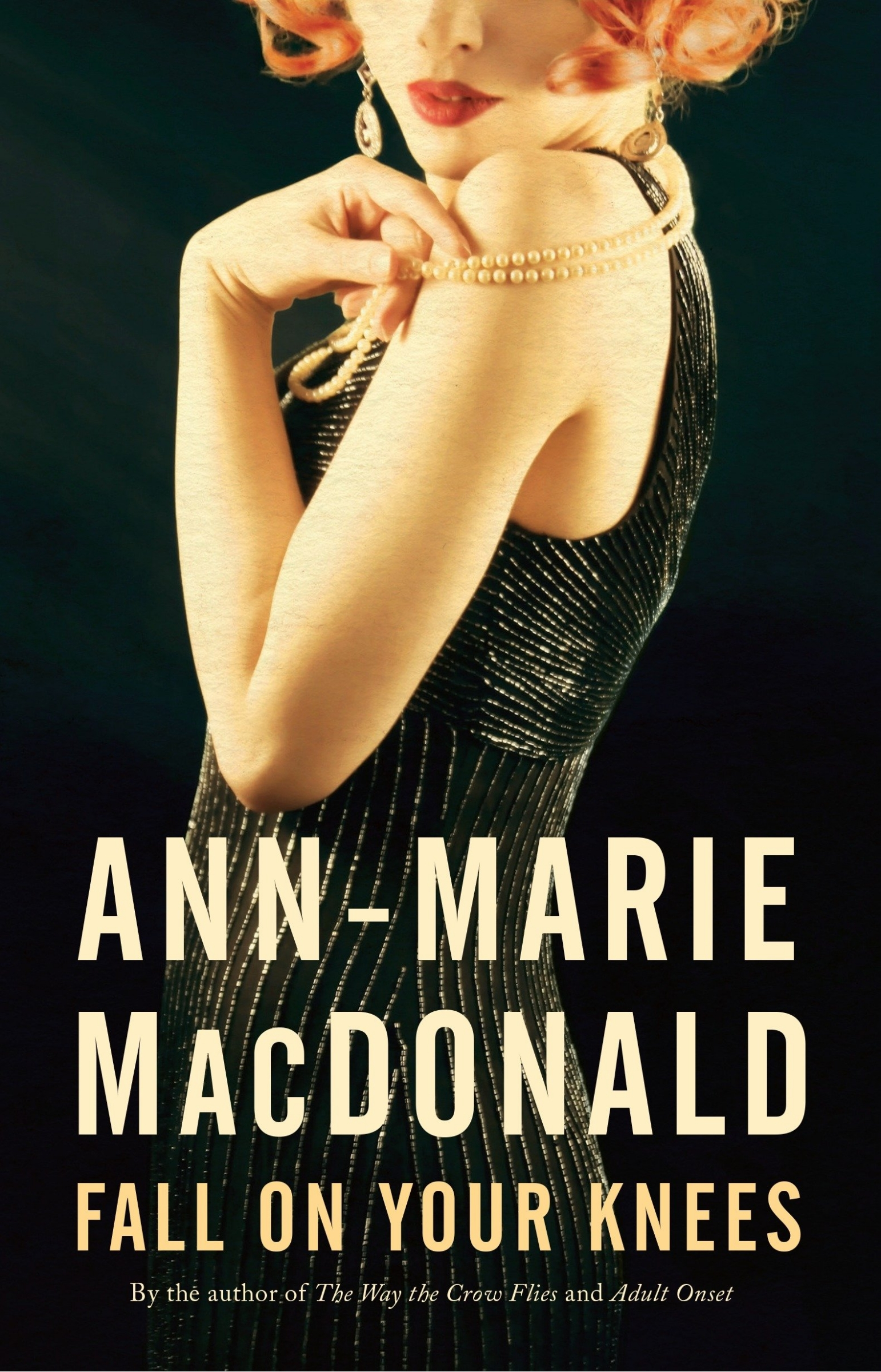 Book Fall On Your Knees by Ann-marie Macdonald