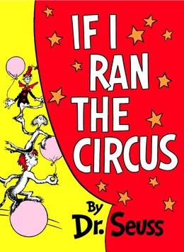 Book If I Ran the Circus by Seuss