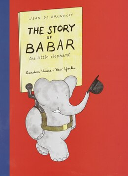 Book The Story of Babar by Jean De Brunhoff