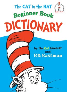 Book The Cat in the Hat Beginner Book Dictionary by P.d. Eastman