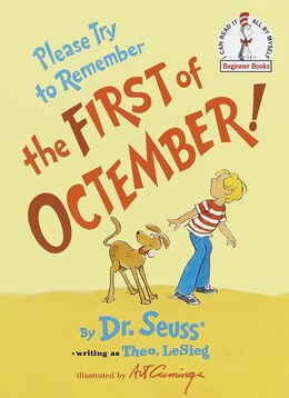 Book Please Try To Remember The First Of Octember! by Theo. Lesieg