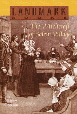 Book The Witchcraft Of Salem Village by Shirley Jackson