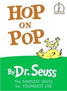 Book Hop on Pop by Seuss Seuss