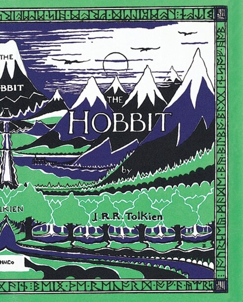 Hobbit Illustrated by J. R. R. Tolkien