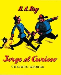 Book Jorge el Curioso: SPA-JORGE EL CURIOSO by H. A. Rey