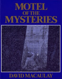 Book Motel Of The Mysteries by David Macaulay