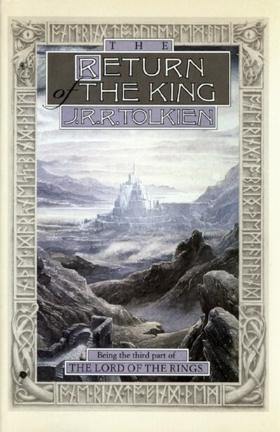 The Return Of The King: Being Thethird Part Of The Lord Of The Rings by J. R. R. Tolkien