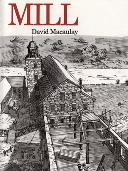 Book Mill by David Macaulay