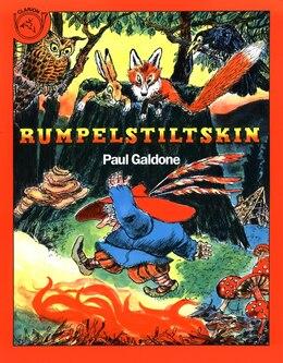 Book Rumpelstiltskin by Paul Galdone