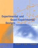 Book Experimental And Quasi-experimental Designs For Generalized Causal Inference by William R. Shadish