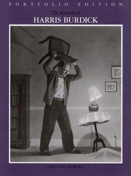 Book The Mysteries of Harris Burdick by Chris Van Allsburg