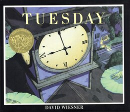 Book Tuesday by David Wiesner