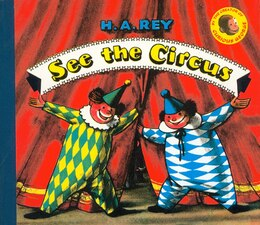 Book See the Circus by H. A. Rey