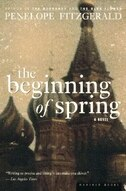 Book The Beginning of Spring by Penelope Fitzgerald
