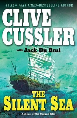 Book The Silent Sea by Clive Cussler