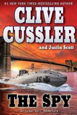 Book The Spy by Clive Cussler