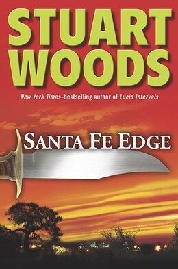 Book Santa Fe Edge by Stuart Woods