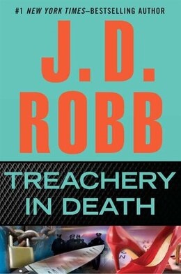 Book Treachery In Death by J Robb