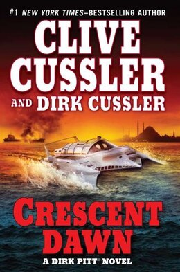 Book Crescent Dawn by Cliver Cussler