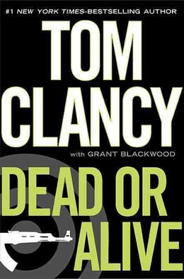Book Dead Or Alive by Tom Clancy