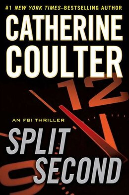 Book Split Second by Catherine Coulter