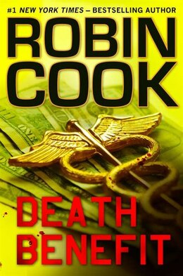 Book Death Benefit by Robin Cook