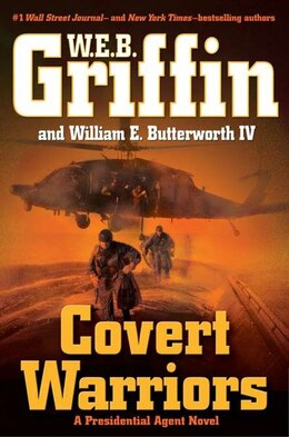 Book Covert Warriors by W Griffin