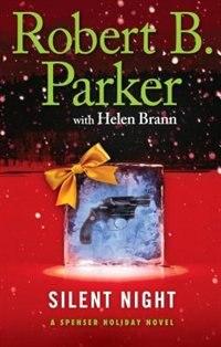 Book Silent Night: A Spenser Holiday Novel by Robert B. Parker