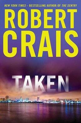 Book Taken by Robert Crais