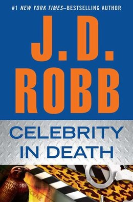 Book Celebrity In Death by J Robb
