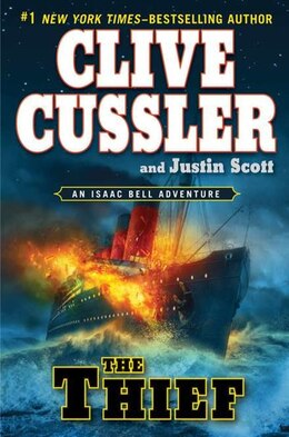 Book The Thief by Clive Cussler