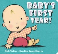Baby's First Year! Board Book