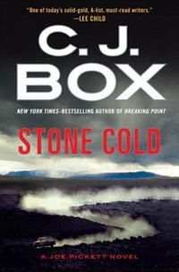 Book Stone Cold: Fourteenth Edition by Cj Box