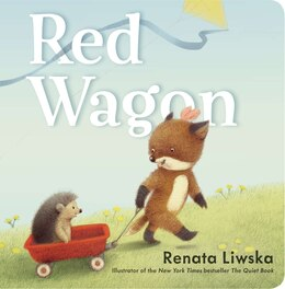 Book Red Wagon by Renata Liwska