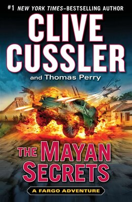 Book The Mayan Secrets by Clive Cussler